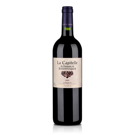 法国木桐雅克男爵夏菲特干红葡萄酒