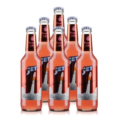 3.8°杰特朗姆预调酒水蜜桃味275ml(6瓶装)