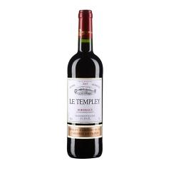 法国红酒法国杜隆波尔多坦普雷古堡2013AOC 750ml