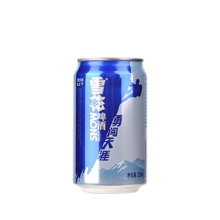 【清仓】雪花啤酒(Snowbeer)勇闯天涯330ml