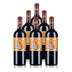 名庄整箱(列级庄·名庄·正牌)法国宝嘉隆城堡2013红葡萄酒750ml(6瓶装)