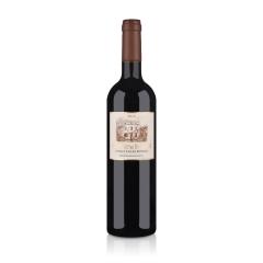 法国珀佩城堡干红葡萄酒750ml