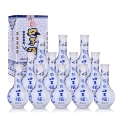 41°口子窖口子酒125ml(12瓶装)