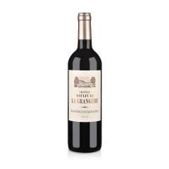 【清仓】法国红酒格朗磨坊酒庄2012干红葡萄酒750ml