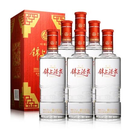 52°五粮液股份公司锦上添花500ml(6瓶装)