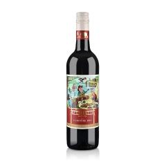 澳大利亚德保利野趣营火红葡萄酒750ml