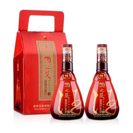 52°五粮液股份有限公司酒之头佳酿500ml(双瓶装)