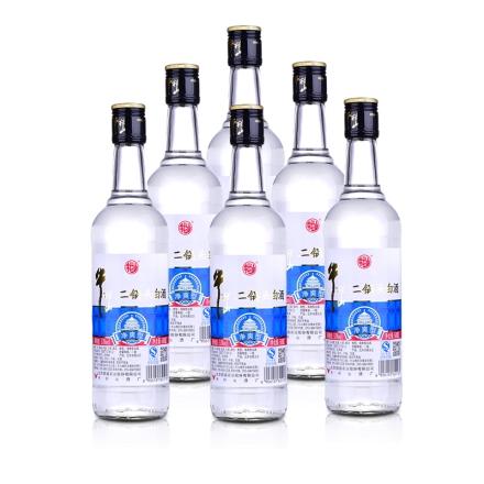 53°牛栏山二锅头净爽型500ml(6瓶装)