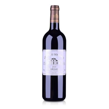 法国玛歌苏松堡   中级庄  2012干红葡萄酒750ml