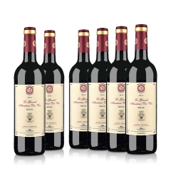 法国整箱红酒酒星干红葡萄酒750ml(6瓶装)