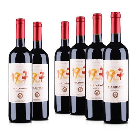 法国马蒂隆1907干红葡萄酒(6瓶装)