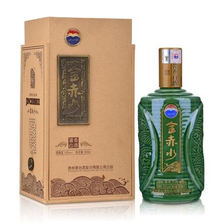 【老酒特卖】53°茅台酒金赤水500ml(2010-2011年)