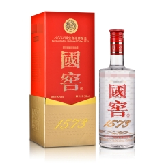 【老酒特卖】52°国窖(1573)580ml(2018-2019年随机发货)