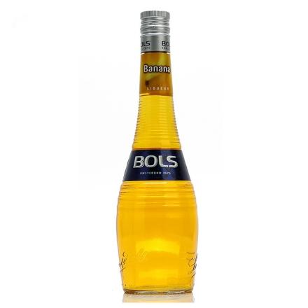 21°荷兰波士香蕉味力娇酒(配制酒)700ml