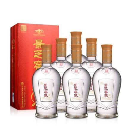 46°景芝窖藏500ml(6瓶装)
