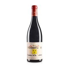 法国原瓶进口拉索莉德酒庄教皇新堡干红葡萄酒750ml