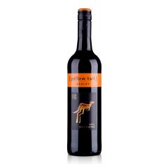 澳大利亚原装进口红酒 黄尾袋鼠梅洛红葡萄酒