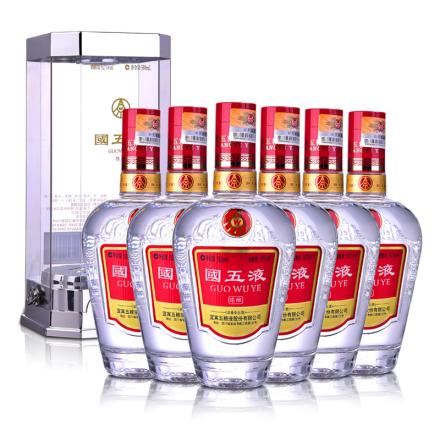 52°国五液(陈酿)500ml(6瓶装)