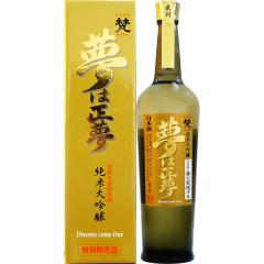 16°日本梵 梦正梦 纯米大吟酿清酒 1000ml
