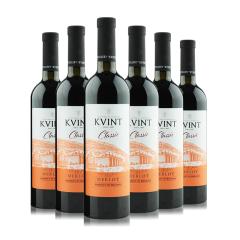 黄金鲟摩尔多瓦古堡梅洛干红葡萄酒750ml(6瓶装)