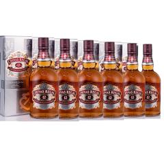 【整箱特卖】40°芝华士12年苏格兰威士忌700ml*6瓶