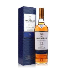 40°英国麦卡伦蓝钻12年单一麦芽威士忌700ml