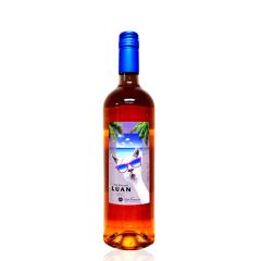 智利原瓶进口甜型酒龙兰136桃红葡萄酒 750ml