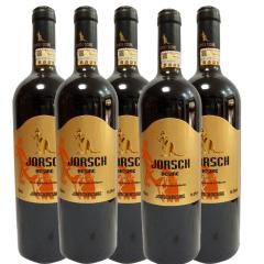 爵诗袋鼠西拉澳大利亚原瓶进口干红葡萄酒(750ml*6瓶装)