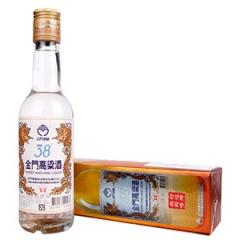 【京东配送】38°金门高粱酒白金龙300ml