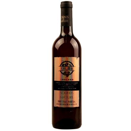 香格里拉天籁甜红果露酒750ml
