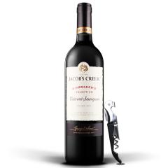 澳洲杰卡斯酿酒师系列赤霞珠干红葡萄酒750ML