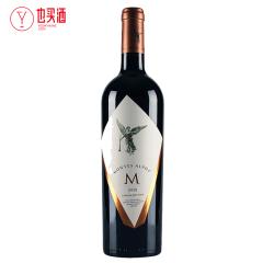 蒙特斯欧法M干红葡萄酒750ml