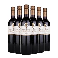 13.5°美国蒙大菲双橡园西拉2012红葡萄酒750ml(6支装)