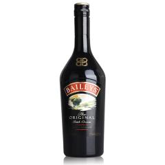 17°爱尔兰百利甜 BAILEYS甜酒 奶油利口酒力娇酒 洋酒750ml