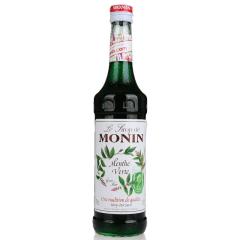 莫林MONIN绿薄荷味糖浆(调酒必备)700ml