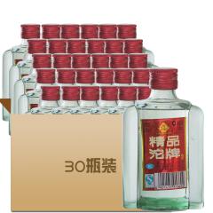 52°四川沱牌股份 沱牌酒 精品沱牌酒  浓香型陈年老酒 110ml*30 (2006年)