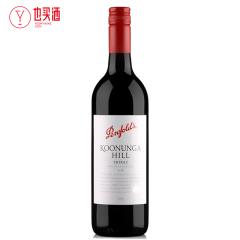 奔富寇兰山西拉红葡萄酒750ml