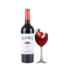 美国葡萄蜜半甜红葡萄酒750ml