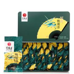 艺福堂茶叶【茗茶 铁观音】2016春茶安溪望尊特级浓香型乌龙茶252g/盒