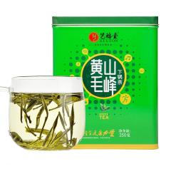 艺福堂茶叶绿茶|绿茶雨前毛峰古法下锅茶250g
