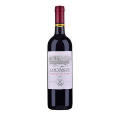 智利进口 拉菲罗斯柴尔德集团荣誉出品巴斯克卡本妮苏维翁红葡萄酒 750ml