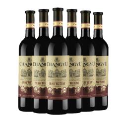 张裕蛇龙珠特选级解百纳干红葡萄酒750ml(6瓶装)