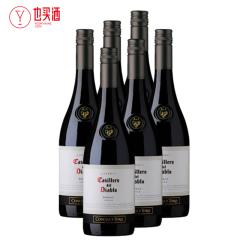 干露红魔鬼西拉/设拉子红葡萄酒750ml  6支装