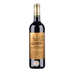 法国红酒梅赫斯城堡干红葡萄酒750ml