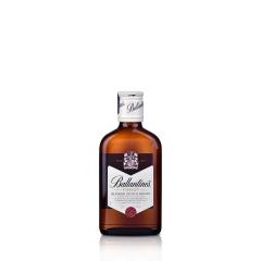 40°英国百龄坛特醇苏格兰威士忌200ml
