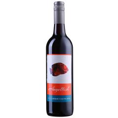 澳大利亚天使鱼珊瑚系列加本力苏维翁红葡萄酒750ml