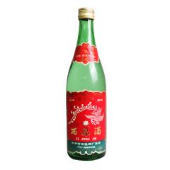 【老酒特卖】60°西凤绿瓶500ml(80年代)收藏老酒