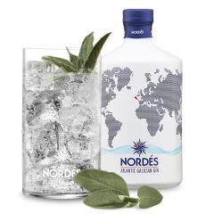 西班牙进口洋酒 Nordes Gin诺德诗大西洋加利金酒700ml OSBORNE奥斯本
