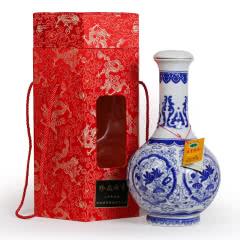 绍兴黄酒 珍品咸亨典藏三十年黄酒 2.5L礼盒装 半甜老酒风味
