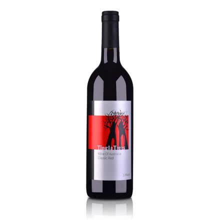 澳大利亚丁戈树红标经典红葡萄酒750ml